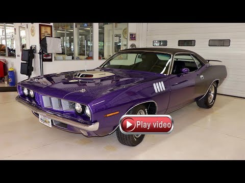 For Sale: 1971 Plymouth Cuda in Columbus, Ohio
