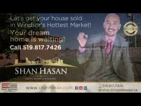 SOLD SOLD! 1695 Rankin South Windsor - Shan Hasan
