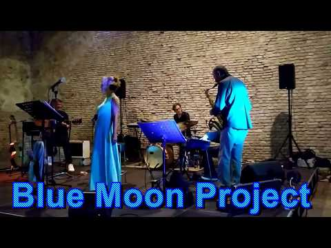 BLUE MOON PROJECT Gruppo swing Treviso musiqua.it