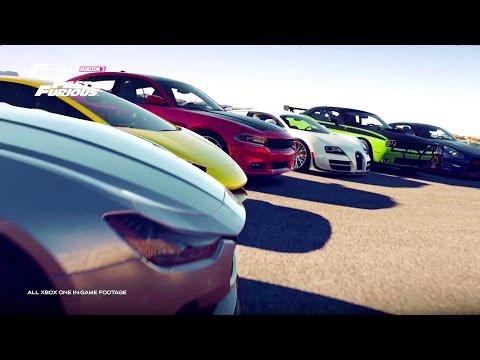 Forza Horizon 2 Presents Fast & Furious - Launch Trailer thumbnail