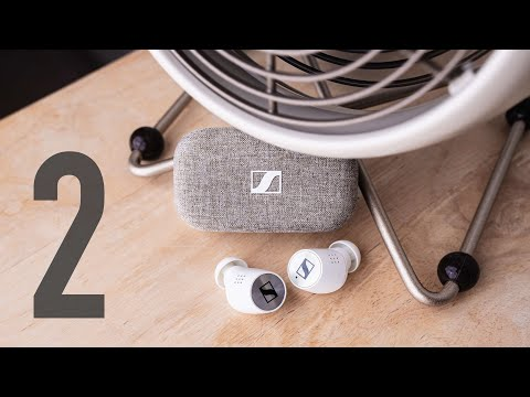 External Review Video fFk1x5NUiJA for Sennheiser MOMENTUM True Wireless 2 Earphones