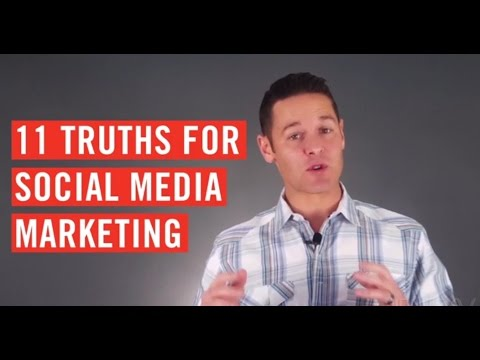 11 Absolute Truths of Social Media Marketing (Don't Make These Mistakes) John Lincoln