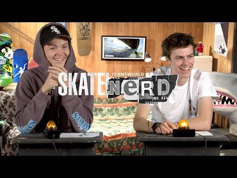 Skate Nerd: Zach Saraceno Vs. Ryder McLaughlin