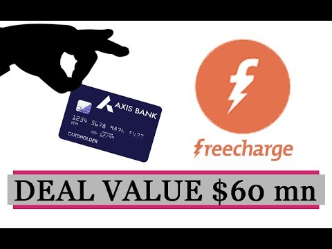 How will FreeCharge deal benefit Axis Bank and Snapdeal?