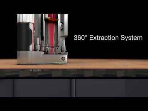 360° Extraction Technology | Laser systems