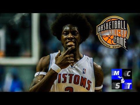 Ben Wallace To Enter Naismith Memorial Basketball Hall of Fame 2021 Class!!!