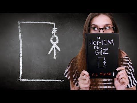 O HOMEM DE GIZ - C. J. Tudor | Bonde dos Thrillers