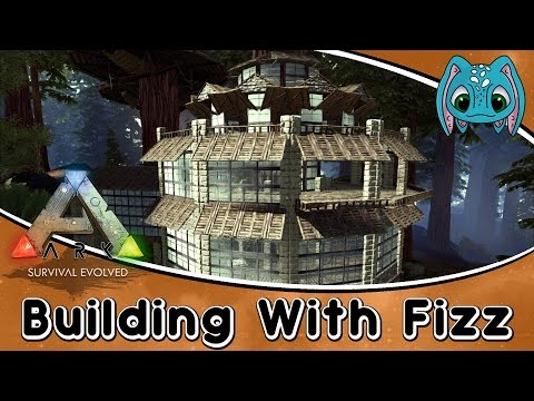 Steam Community :: Video :: ARK:Survival Evolved Building W/ Fizz :: Tree  House Mansion Build (No Mods)!