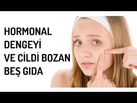 Hormonal Dengeyi ve Cildi Bozan Beş Gıda