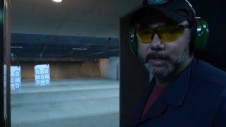 Six Round Rythym Drill like an Air Marshal with Gary Byrne