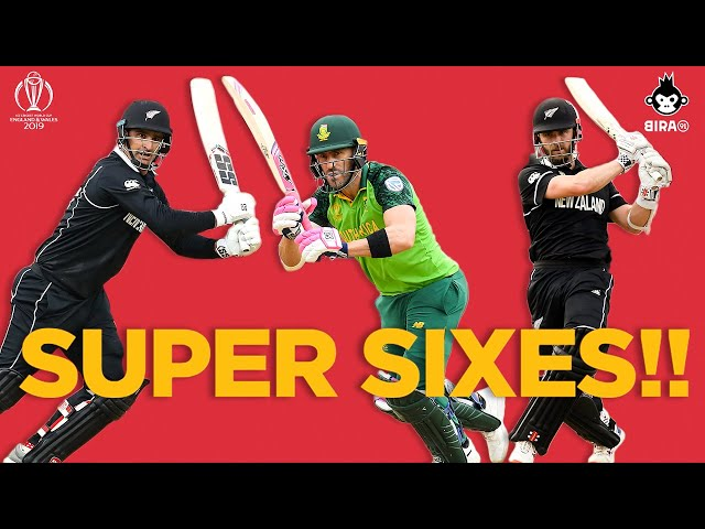 Bira91 Super Sixes! | New Zealand vs South Africa | ICC Cricket World Cup 2019