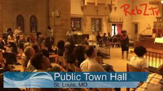 St. Louis 9/28/2017 Stockley Protests Night 14 -Public Town Hall