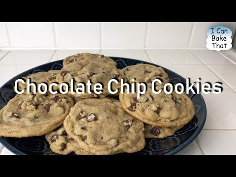 Chocolate Chip Cookies Recipe | I Can Bake That Channel Trailer