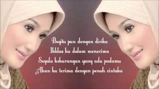 Evie Tamala - Ikhlas (Lirik)