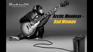 Rocksmith 2014 - Arctic Monkeys - Bad Woman(BASS TABS)