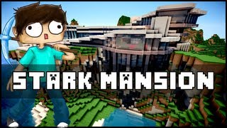 Minecraft The Stark Mansion Minecraftvideos Tv