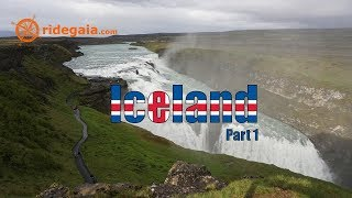 Ep 76 - Iceland (part 1) - Motorcycle Trip Around Europe