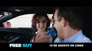 """Free Guy   Anuncio: """"Dos mundos""""   18 de agosto en cines Trailer"""