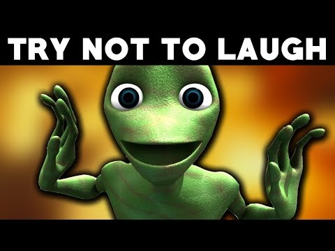 Try Not to Laugh - DAME TU COSITA EDITION