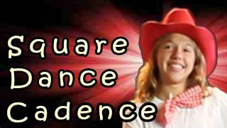 SQUARE DANCE CADENCE ♫ Dance & Action Songs for Kids ♫ Children's Song by The Learning Station