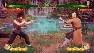 Shaolin vs Wutang video
