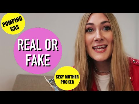 We Guessed Real Or Fake Beauty Product Names