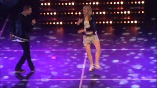 SYTYCD theater tour - Floris & Natascha (Just the way you are)