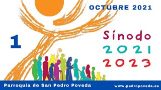 24 de Octubre de 2021: Primer encuentro sinodal en nuestra Parroquia