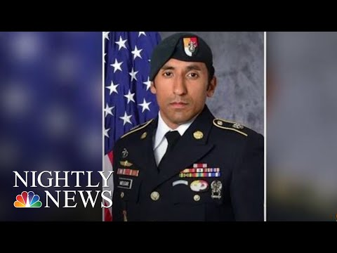 Two Navy SEALs, Two Marines Charged In Murder Of Green Beret | NBC Nightly News
