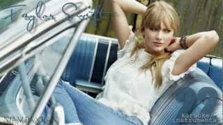 Taylor Swift - 22 [karaoke/instrumental] + Download