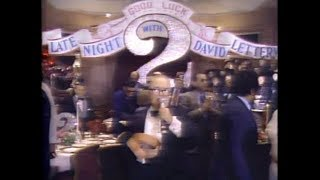 Late Night 2nd Anniversary Special, February 4, 1984