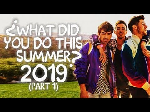 [66 NEW SONGS] ♫ What Did You Do This Summer? 2019 (Part 1) ♫ (Summer Mashup By Blanter Co)