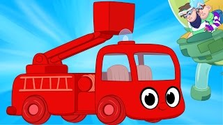 Morphle The Red Fire Truck
