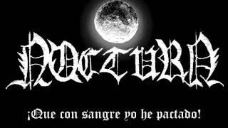 Nocturn - Tiempo en que Morí (subtitulado)
