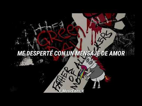 Green Day - Father Of All... (Sub.Español)