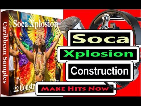 22-Construction Kits,Soca Calypso