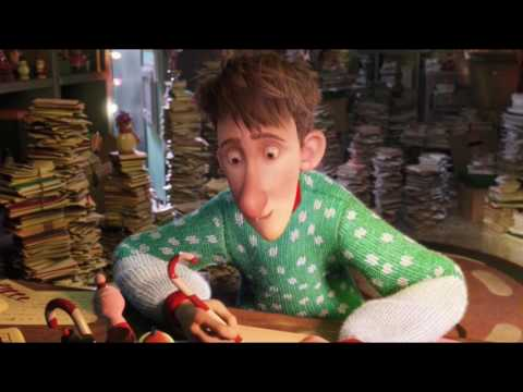 "Ardman's ""Arthur Christmas"" - Re-score by Frederic Bernard"