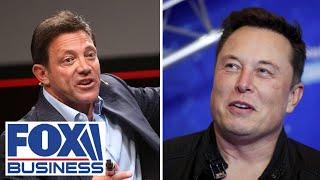 Elon Musk Dump BTC