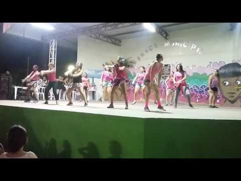 Taca Taca Bumbum Granada coreografia Campo Novo do Parecis