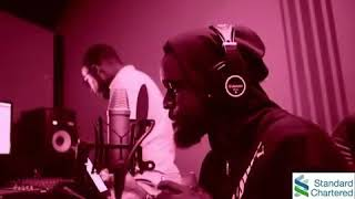 Sarkodie Joins Kizz Daniel On The Fuck You Challenge. This Is Sarkodie's Verse On The Beat.