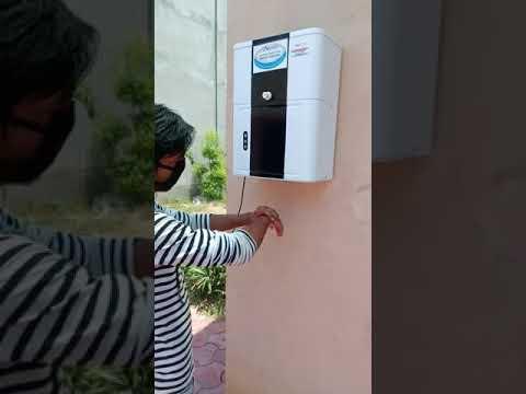 Automatic Hand Sanitizer Dispenser 8 Litres, Mist (Spray) Based