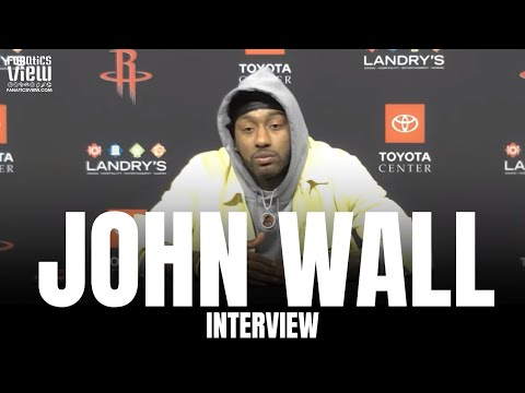 John Wall Responds to James Harden Calling Out Houston Rockets & State of Rockets With James