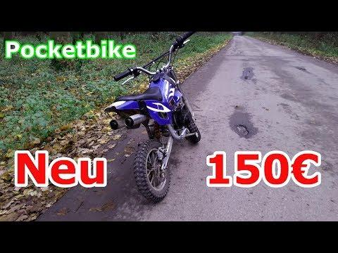Pocketbike für 150€ aus dem Internet kaufen? Q&A