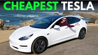 Is the Cheapest Tesla Model 3 Worth It?