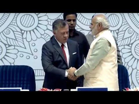 PM Modi & Jordan