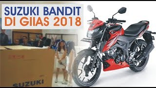 Suzuki Gsx 150 Bandit Debuts Is This The Updated Gixxer 150 For