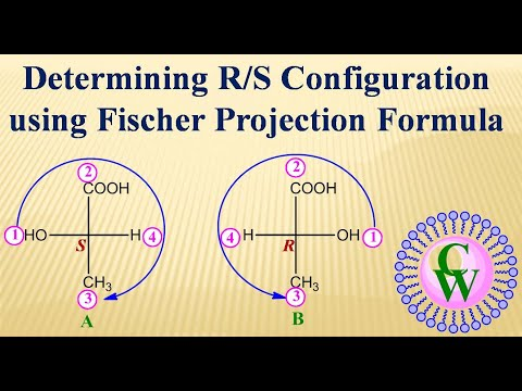 Download R And S Configuration Stereochemistry Video 3GP Mp4