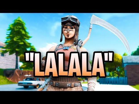 "The BEST ""LALALA"" Fortnite Montage EVER! (bbno$ & y2k)"