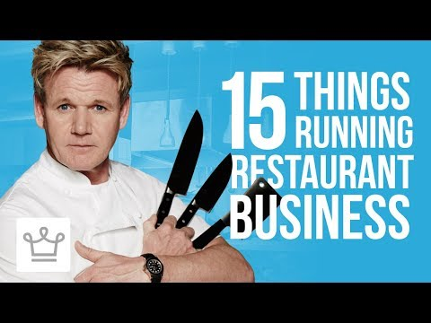 , title : '15 Things About Running A Restaurant Business
