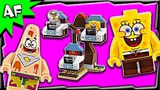 Lego SpongeBob GLOVE WORLD 3816 Stop Motion Build Review